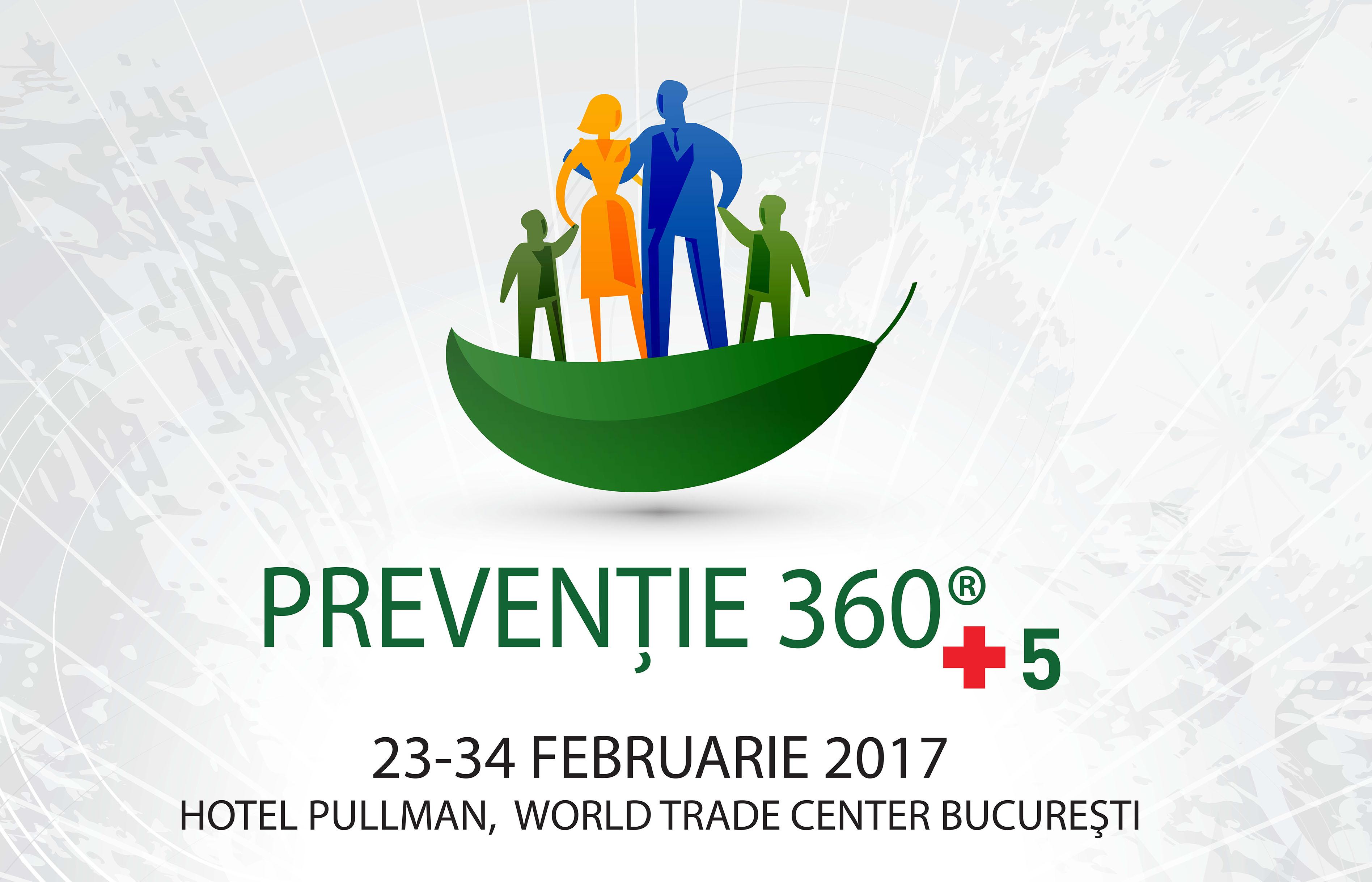 Conferința Preventie 360®+5 (2017)
