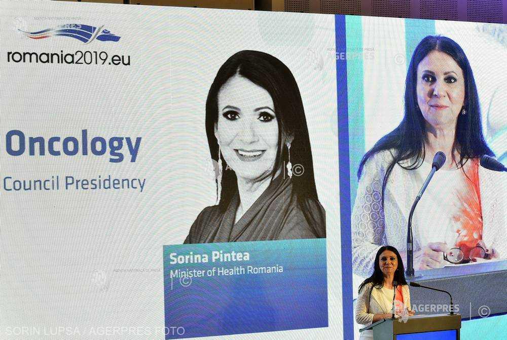 Sorina Pintea: Proiectul privind profesiile medicale va fi pus în dezbatere; proiectul legii prevenţiei – aproape finalizat
