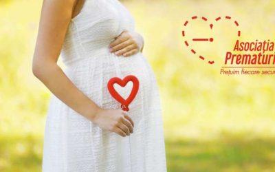 Asociatia Prematurilor organizeaza Caravana pentru Monitorizarea Gravidelor si Mamelor cu risc