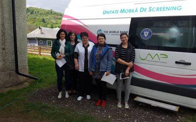 554 de vieţi salvate în Moldova de caravana IRO Iaşi. Sunt femei ce nu aveau nicio şansă