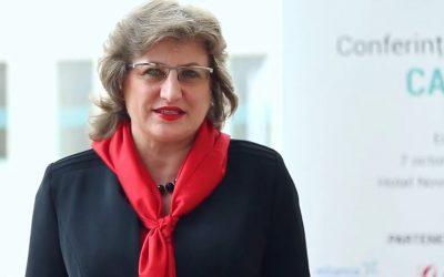 Diana Păun (Preşedinţie): Rezistenţa antimicrobiană – o deficienţă majoră în sistemul sanitar românesc