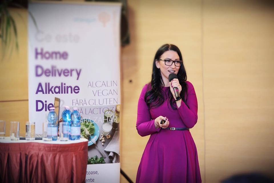 Dr. Alina Spinean: Stilul de viață al unei persoane cu diabet trebuie să fie alcătuit dintr-o alimentație prin care să se atingă o greutate optimă și care ulterior să fie menținută