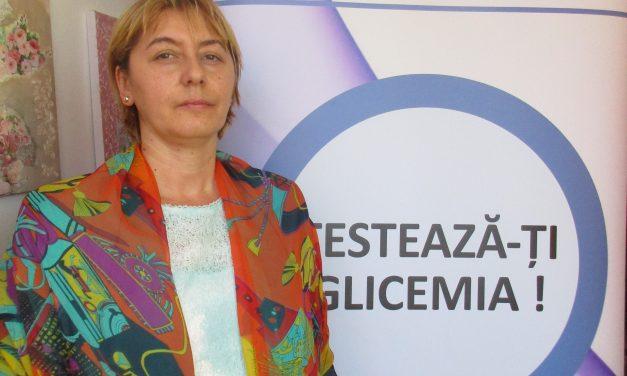 Carmen Angela Mihai (Asociația Diabeticilor Prahova): Prin colaborarea medicilor specialiști cu asociațiile de pacienți se pot realiza multe lucruri benefice