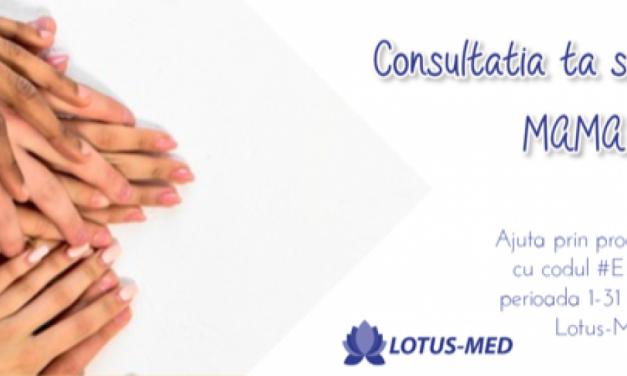 """Campania """"Consultația ta salvează o mamă"""" oferă consultații ginecologice gratuite femeilor cu posibilități materiale reduse"""