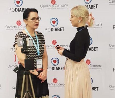 Dr. Anca Cerghizan: Frica de hipoglicemie apre la pacienții care sunt tratați cu insulină