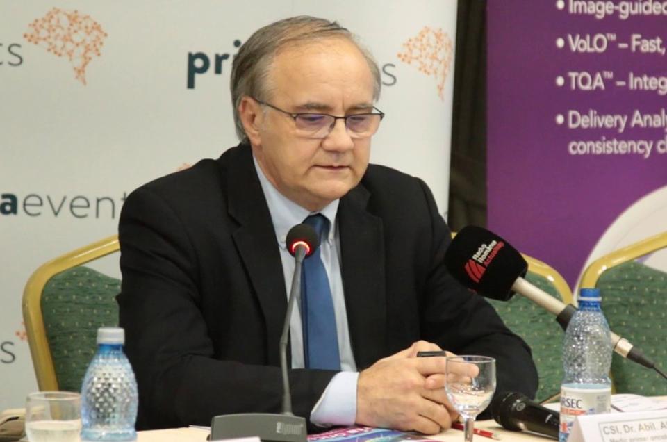 Abil. Dr. Alexandru Călin Grigorescu: Ordinul Ministerului nu precizează în amănunt cum să procedăm, pentru a ne da posibilitatea să aplicăm tratamentul cât mai în folosul pacienților