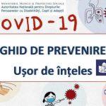 Autoritatea Naţională pentru Drepturile Persoanelor cu Dizabilităţi, Copii şi Adopţii a lansat un Ghid de prevenire Covid-19
