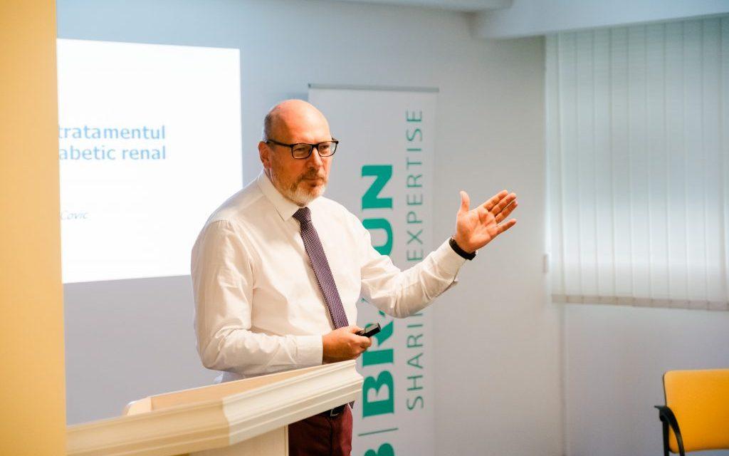 Prof. Dr. Adrian Covic: Auto-protecția s-a transformat într-o frică incredibilă, sunt pacienți care nu vin la medic, avem spitale goale și medici care refuză tratamente!