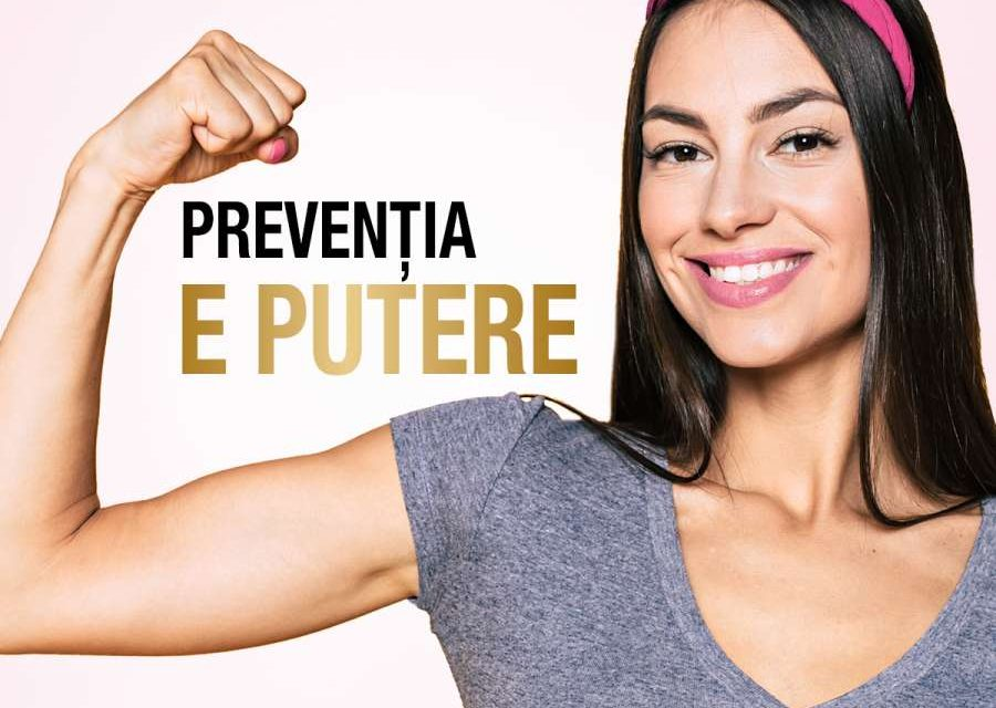 Pantene și Fundația Renașterea se alătură prevenirii afecțiunilor sânilor și colului uterin prin caravana Oferă Putere