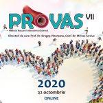 Curs PROVAS VII – PROtecția Vasculară în Ateroscleroza Sistemică, 22 octombrie, online