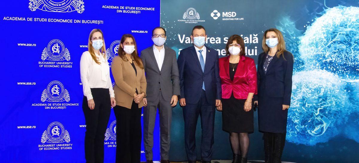 ASE va realiza prima analiză de impact a investiţiilor în controlul cancerului în România
