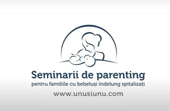 VIDEO Seminar: A.T.E.K.K. – Comunicare tactilo-auditivă părinte-copil în terapie intensivă