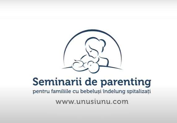 VIDEO Seminar: Alimentația nou-născutului îndelung spitalizat, cu dr. Cristina Chiriac