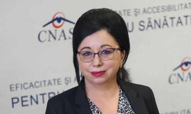Adela Cojan, Vicepreședinte CNAS: Preocuparea noastră a fost și este accesului pacienților la terapii de ultimă generație
