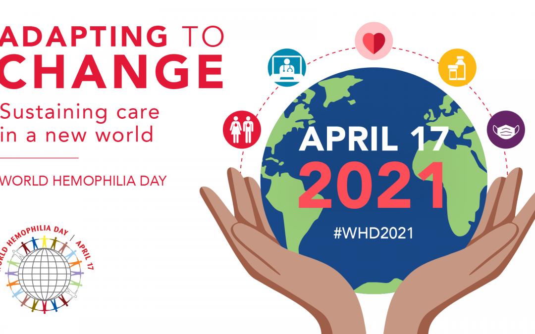 17 Aprilie, Ziua Mondială a Hemofiliei