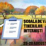 Școala de Vară a Societății Române de Medicină Internă: 25 – 28 august