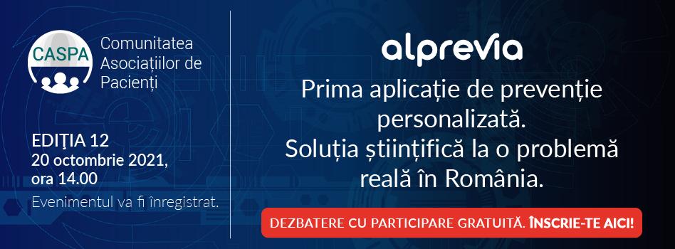 Comunitatea CASPA.ro se întâlnește pe 20 octombrie pentru a discuta despre prevenția prin instrumente digitale