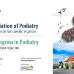 În octombrie au loc Congresul Național de Neuropatie Diabetică și Congresul Național de Podiatrie